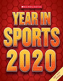 Book Cover: Scholastic Year in Sports 2020