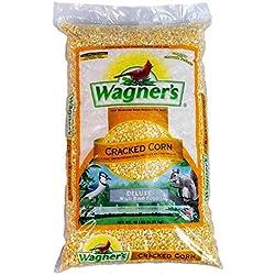 Wagner's 18542 Cracked Corn, 10-Pound Bag