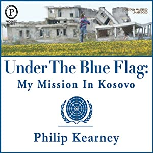 Under The Blue Flag Audiobook