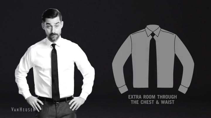 Van Heusen Mens Short Sleeve Dress Shirt Regular Fit Oxford Solid