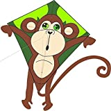 Hengda Kite Kids Children Cartoon Monkey Kites with Flying Line