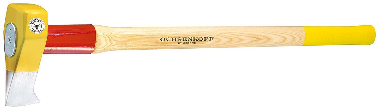 Vorderansicht des Ochsenkopf Spalthammers