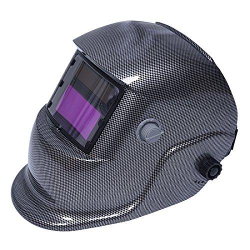 Auto Darkening Welding Helmet Welders Mask+Grinding Solar Po