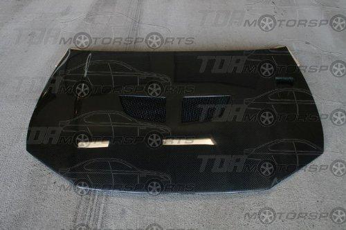VIS 02-03 Lancer EVO JDM Carbon Fiber Hood (Lancer Evo Oem Carbon Fiber)