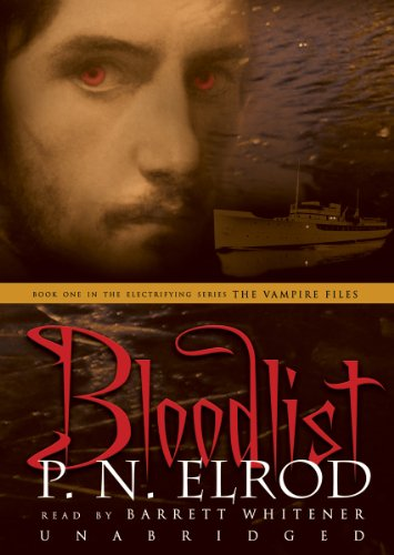 Bloodlist (The Vampire Files series, No. 1)(Library Edition) (Vampire Files (Audio))