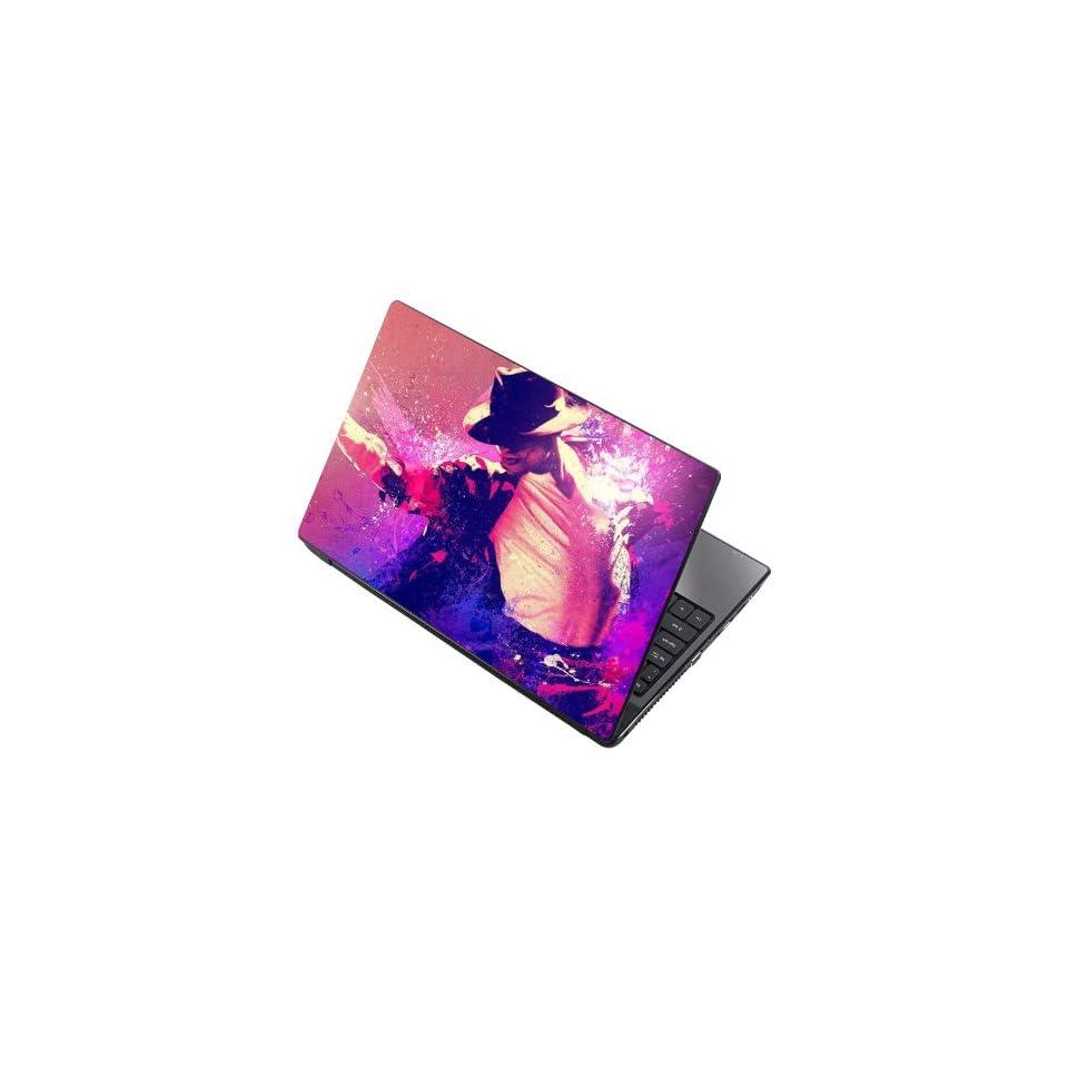 Meestick Michael Jackson Vinyl Adhesive Decal Skin for Apple Macbook 13