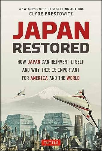 Afbeeldingsresultaat voor japan restored clyde prestowitz