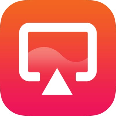 AirPlay Mirroring Receiver