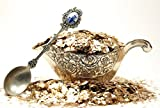 Gold - Small Flake - Natural Mica - #311-4331 (One Pound Bulk)