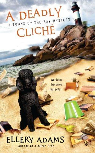 book cover of A Deadly Cliche