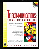 Telecommunications on the Mac, Steven Taylor, 1558282092