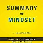Mindset: by Carol Dweck   Summary & Analysis   Elite Summaries