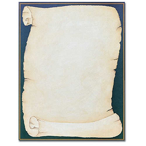 Scroll Letterhead & Printer Paper