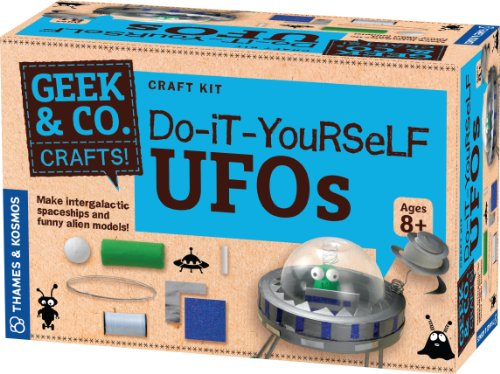 (Geek & Co. Craft Do-It-Yourself UFOs)