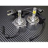 Polaris Arctic Cat Yamaha Snowmobile H4 LED Conversion Kit HID Xenon Plug N Play