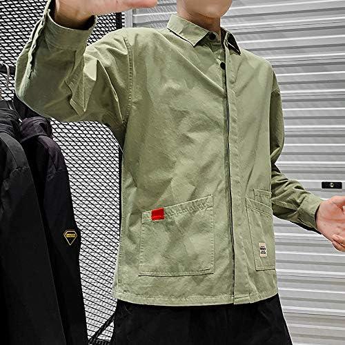シャツ メンズ 長袖 綿 シャツ メンズ 無地 春 夏 秋 冬 ファッション シャツ カジュアルシャ