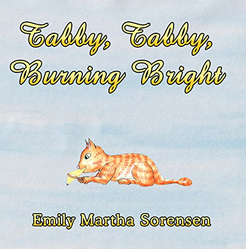 Tabby Burning Bright Martha Sorensen ebook