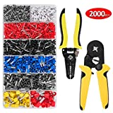 Wire Stripper Crimping Plier Tool Kit with