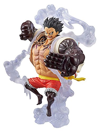 Banpresto One Piece King of Artist The Bound Man Action Figure