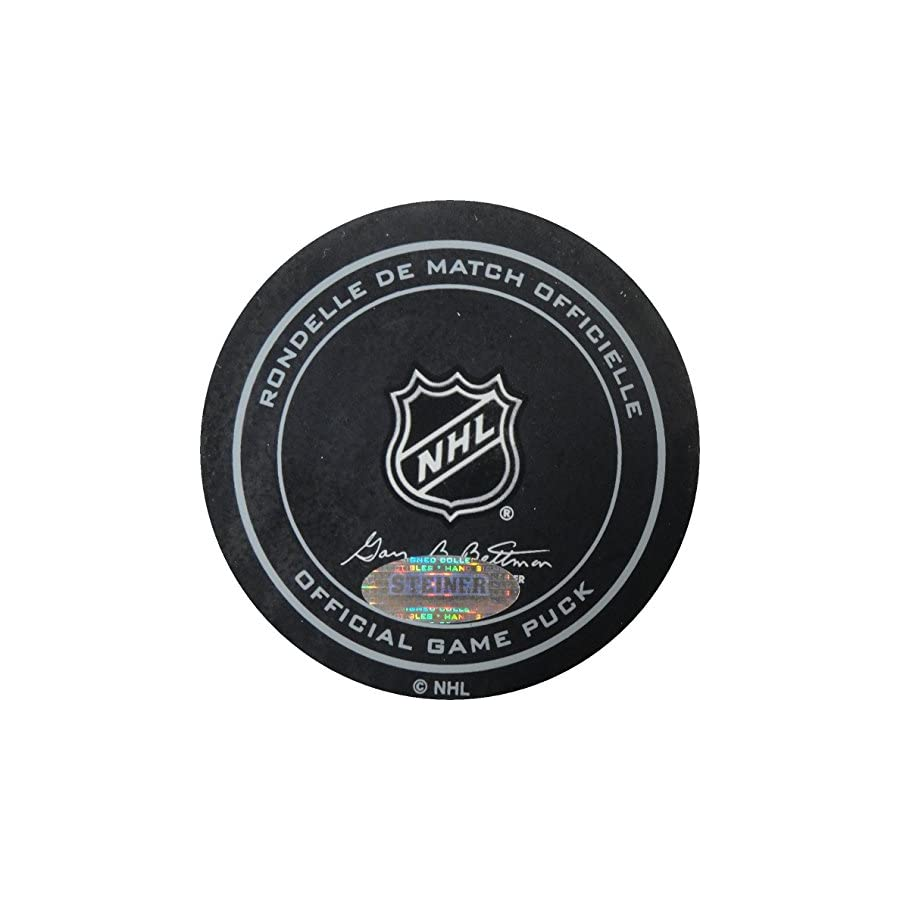 Drew Doughty Signed Autographed Los Angeles Kings Game Model Puck Steiner COA