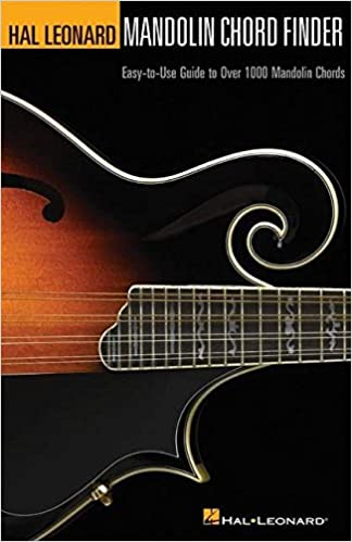 Amazon Mandolin Chord Finder Easy To Use Guide To Over 1000