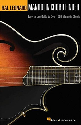 Download Mandolin Chord Finder: Easy-to-Use Guide to Over 1,000 Mandolin Chords PDF