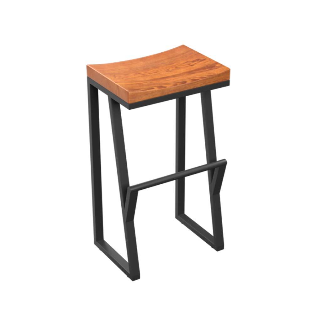36x38x70cm SYF Breakfast Bar Stool Bar Stool Comfortable Seat Bar Stool Kitchen Breakfast Counter High Chair A+ (Size   36x38x70cm)