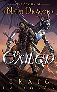 Exiled by Craig Halloran ebook deal