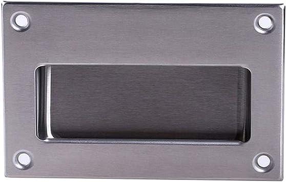 Goodplan - Tirador para puerta corredera (acero inoxidable): Amazon.es: Bricolaje y herramientas