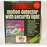 Motion Detector With Security Light
