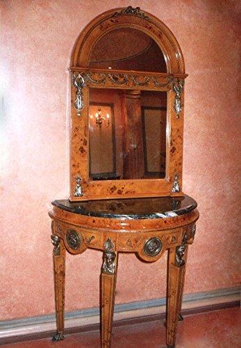 Barock Konsole Antik Stil Rokoko Historismus MoAl0224