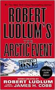 Robert ludlum covert one series books