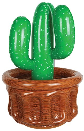 Price comparison product image Inflatable Cactus Cooler- 26in