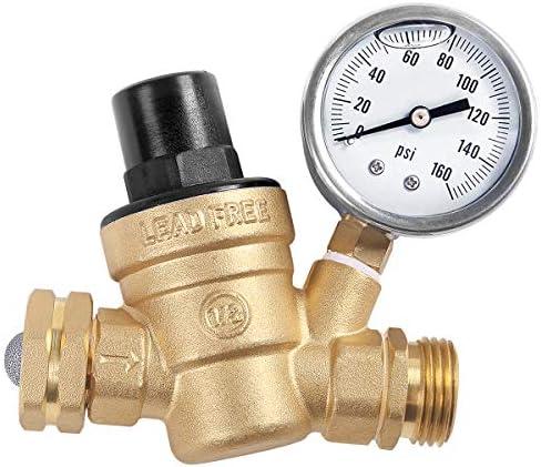 AECOJOY Pressure Regulator Adjustable Plumbing product image