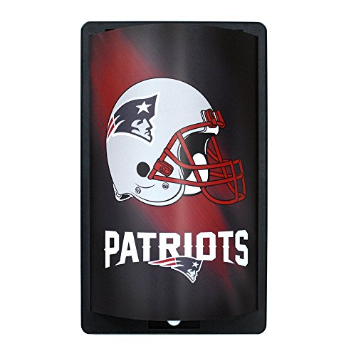 New England Patriots Patio Lights