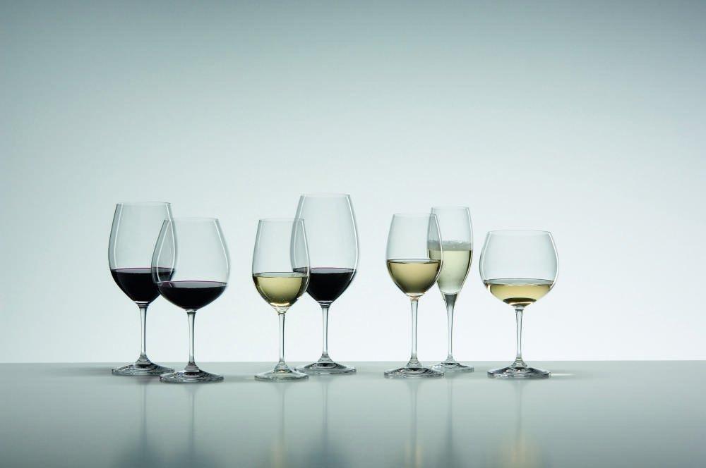 Riedel VINUM Bordeaux/Merlot/Cabernet Wine Glasses, Pay for 6 get 8 by Riedel (Image #4)