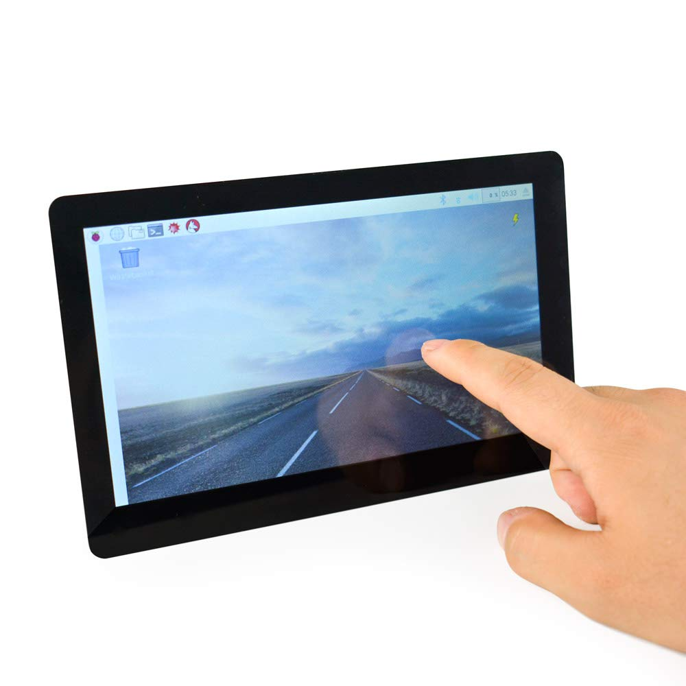 DFRobot 7 Inch HDMI Display With Capacitive Touchscreen - 10