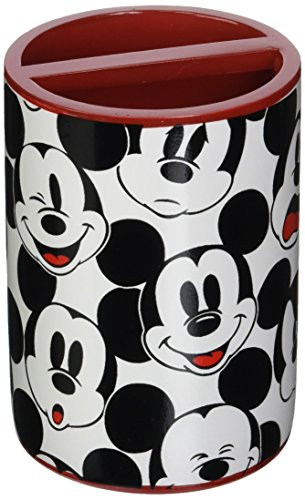 - Disney Mickey Mouse Big Face Mickey Toothbrush Holder