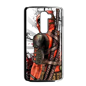 Deathlok red blood warrior Cell Phone Case for LG G2