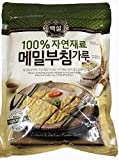 Beksul Natural Buckwheat(Memil) Pancakes Mix; 500g(1.1 pounds)