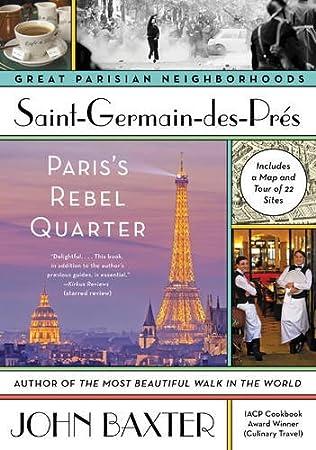book cover of Saint-Germain-des-Pres: Paris\'s Rebel Quarter