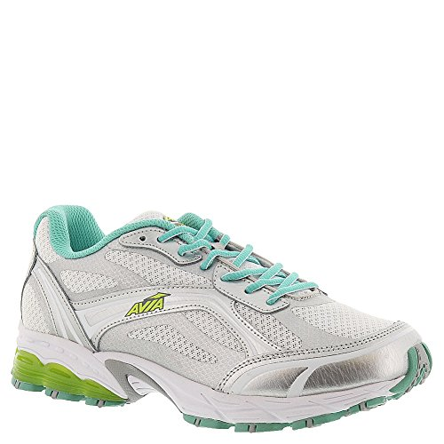 Grey Pulse Shoe Women's Blue Light Running White AVIA 5ZxYqBwfB