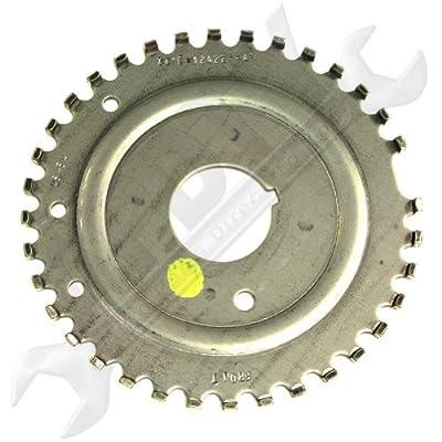 Xw1z12a227ac Exciter Timing / Tone Wheel Ring Crankshaft: Automotive