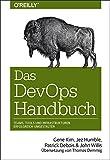 img - for Das DevOps-Handbuch: Teams, Tools und Infrastrukturen erfolgreich umgestalten (Animals) (German Edition) book / textbook / text book
