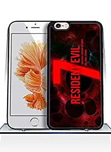Iphone 6S plus Creative Funda Case - Resident Evil Logo Game Protection [Scratch-Proof] Ultra Thin Funda Case With [Snap On] for Iphone 6 6S plus (5.5 inch) - By Ckholy