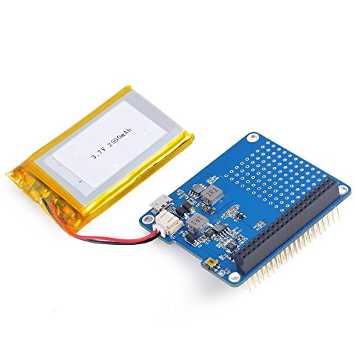 Raspberry Pi Battery Power - 7