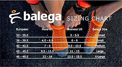 Balega Hidden Comfort No Show Calzino