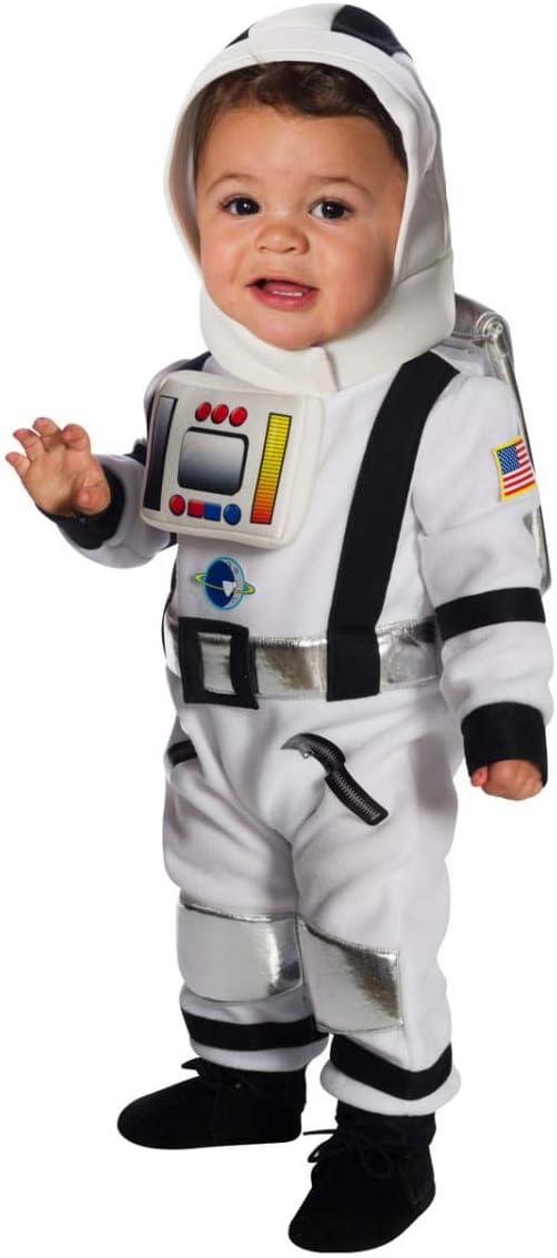 Horror-Shop Astronautas Disfraz de niño pequeño Kleinkind: Amazon ...