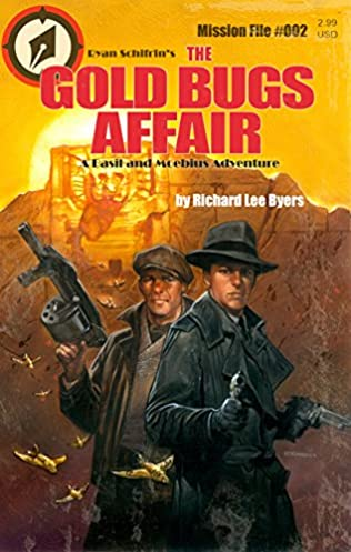 book cover of The Gold Bugs Affair