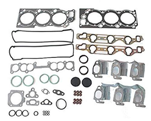 Head Gasket Set Kit Intake Exhaust Manifold Valve Cover Fits For 88-95 Toyota Pickup SR5 4Runner SR5 T100 SR5 3.0L V6 Engine Code 3VZE With Sealant Sealer